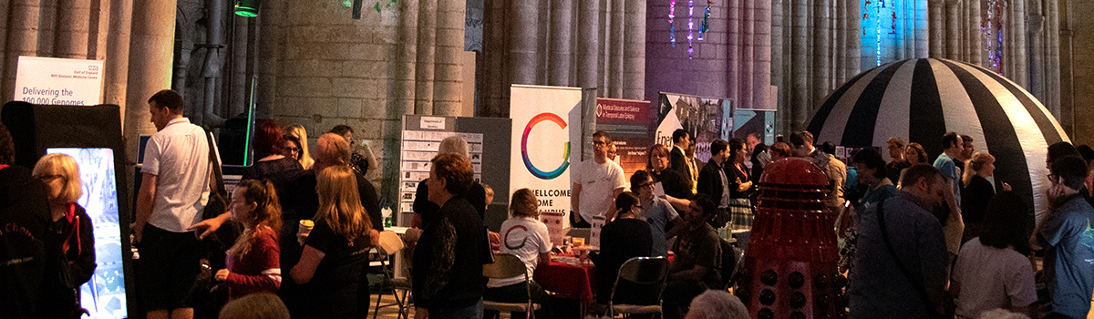 LifeLab event - Cathedral Lab (Ely)